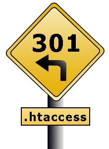 redirección 301 permanente