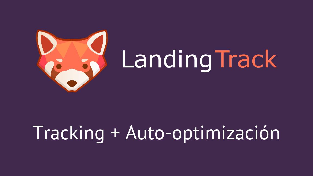nueva generación de tracker cpa afiliados landing track