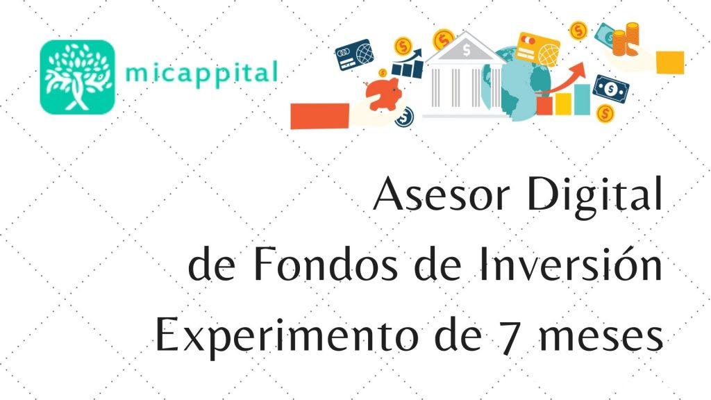 el mejor asesor digital para fondos de inversion